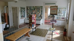 Ausstellungsraum-Museum