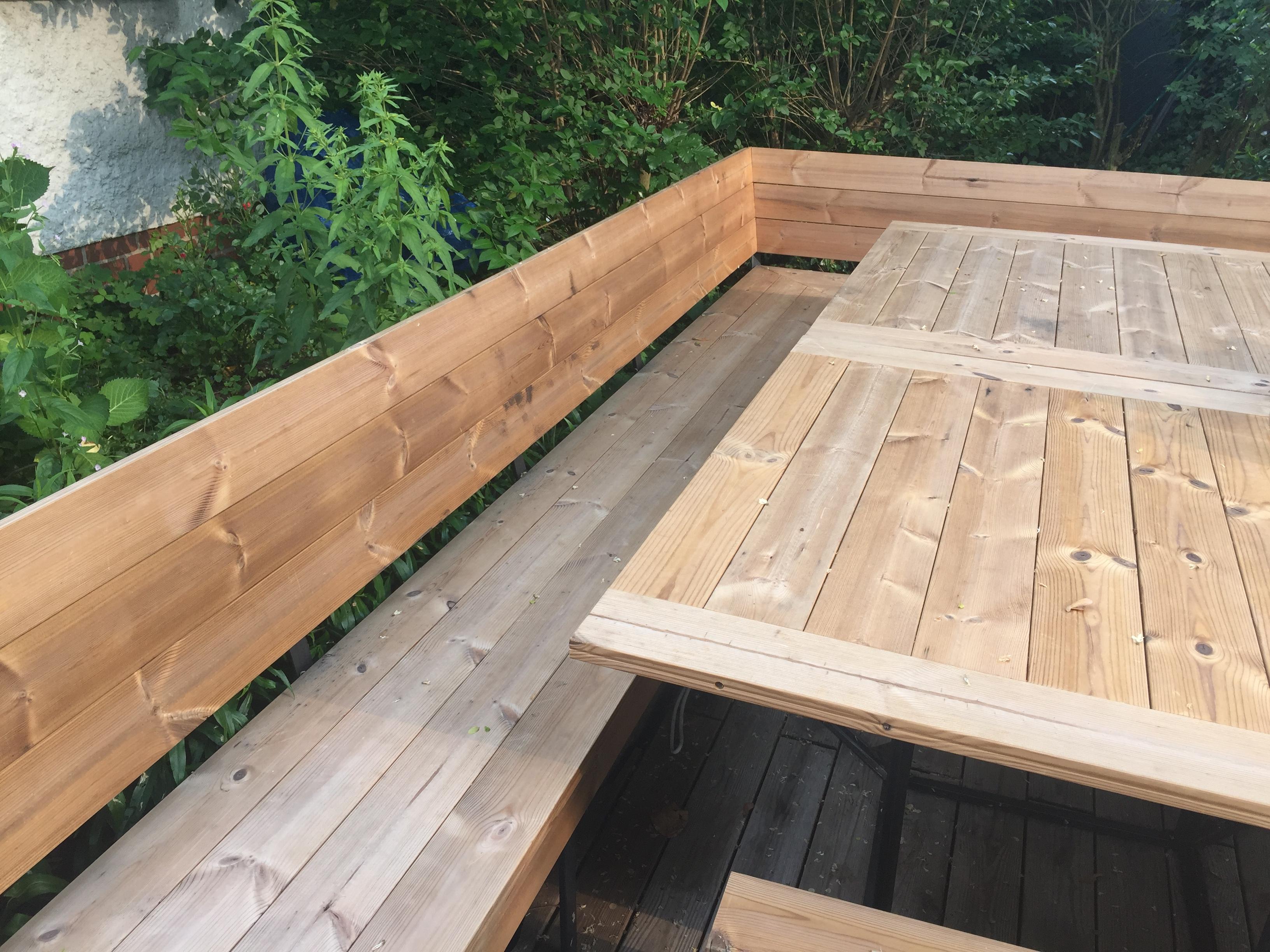 Individuelle Gartenmöbel aus Holz für jede Terrasse und jeden ...